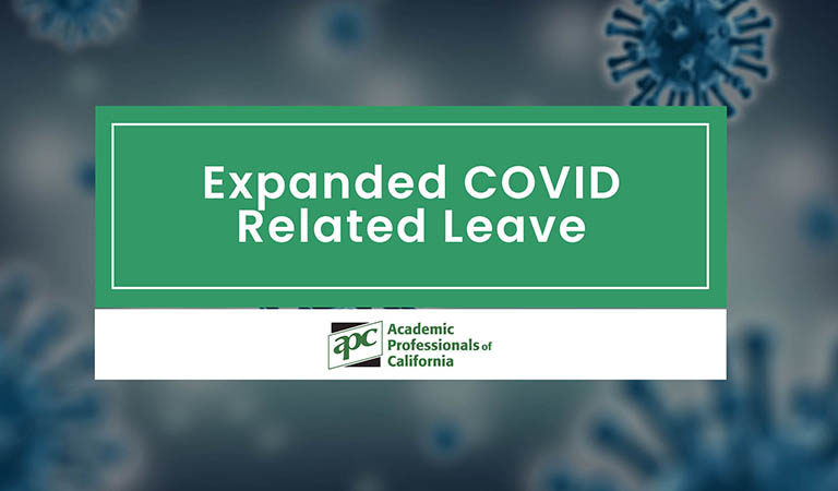 Expanded COVID Related Leave blog