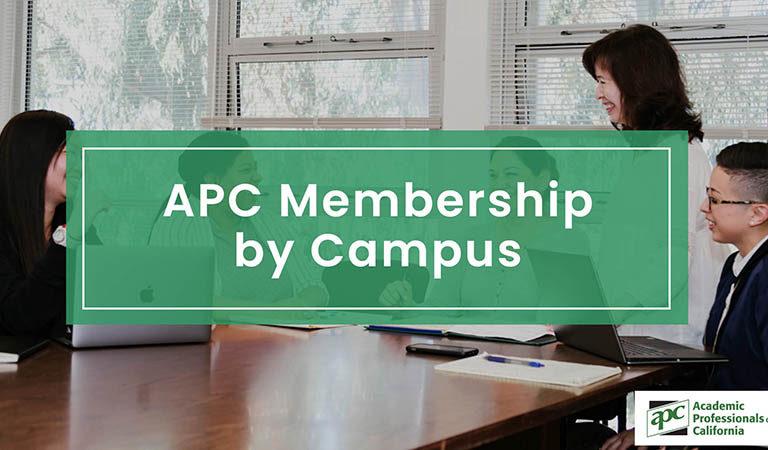 APC Membership by Campus