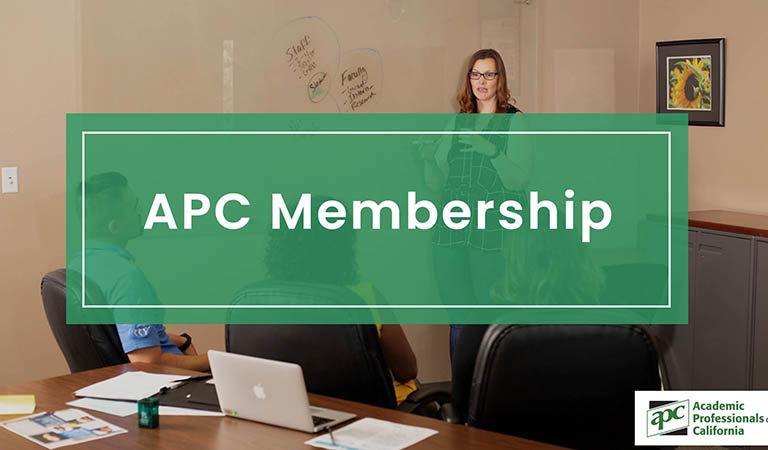 apc membership
